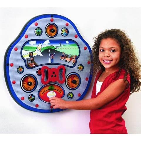 Sky Pilot Wall Mounted Toy