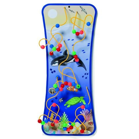 SEASCAPE MAZE Wall Toy