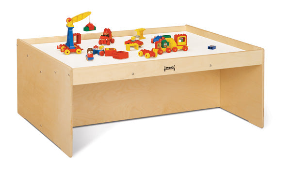 KIDS ACTIVITY PLAY TABLE with 6 Bins G