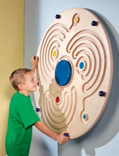 Large Wall Ball Labyrinth Wall Activity Toy