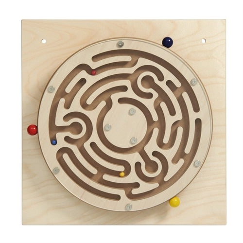 Mini Labyrinth Wall Activity Panel Wall Toy