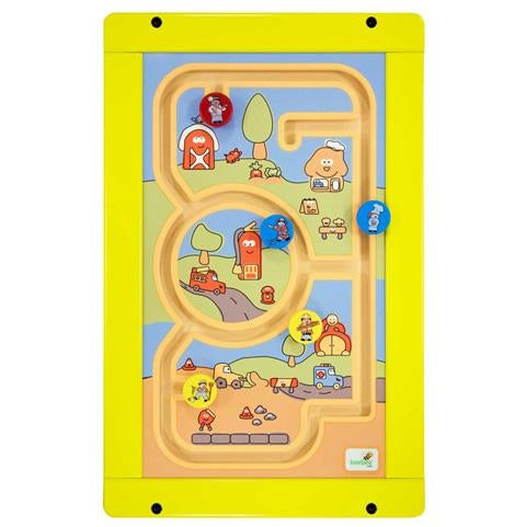 Career Town Wall Game Wall Toy
