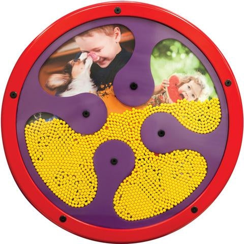 Toddler Beads Wall Game Wall Toy