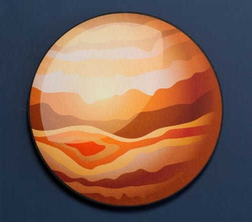 Solar System Noise Absorption Wall Panel Set