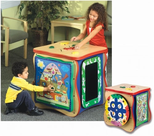 Nutrition / Healthy Island Play Cube