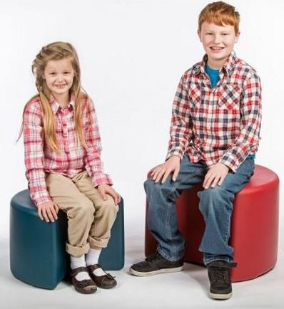 Eco Children's Seating Collection-Crescent