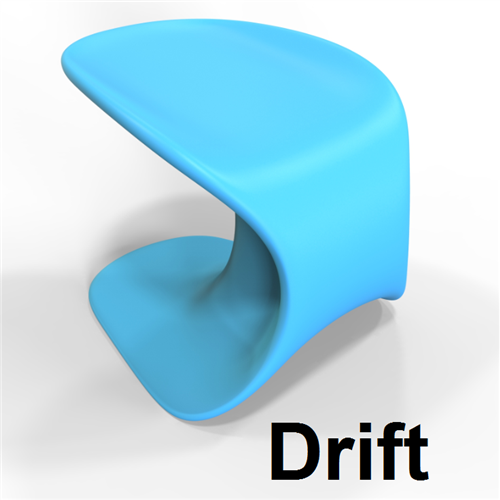 Eco Children's Seating Collection-Drift