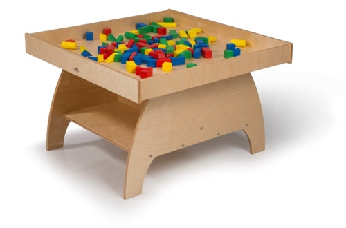 Childrens Big Wide Discovery Table