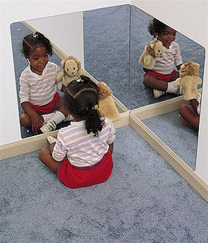 Kids Play Area - Small Wall Mirror