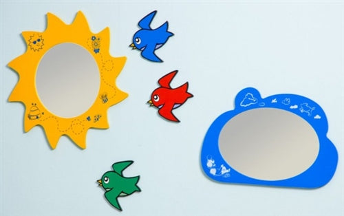 Children's Area Wall Decor 5 Piece Set