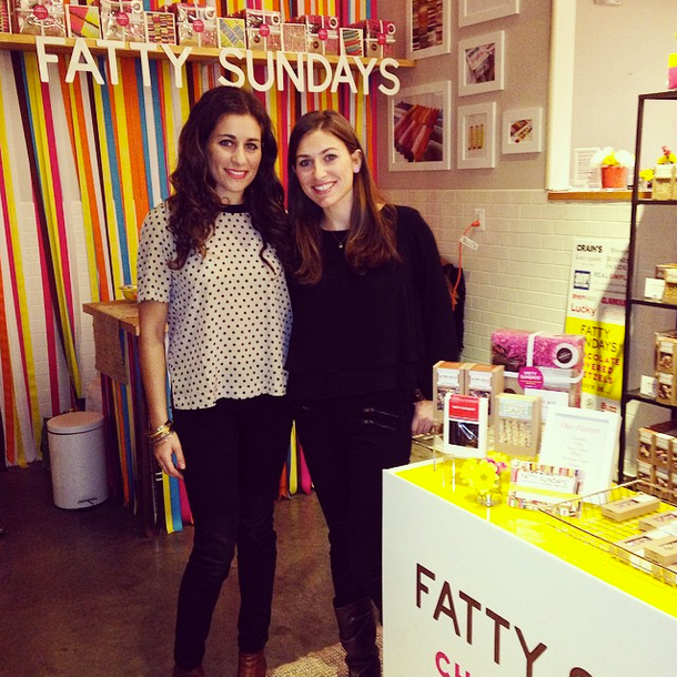 The Perfect Valentine's (or Galentine's) with the Sisters of Fatty Sundays
