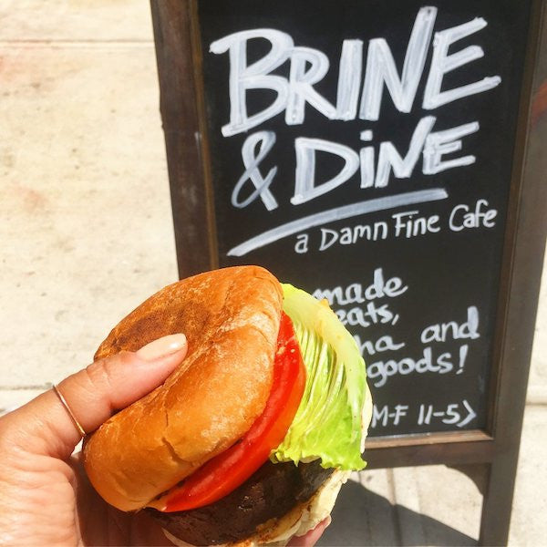 Brine & Dine: Tickle Your Pickle At Brooklyn Brine's Next-Level Café