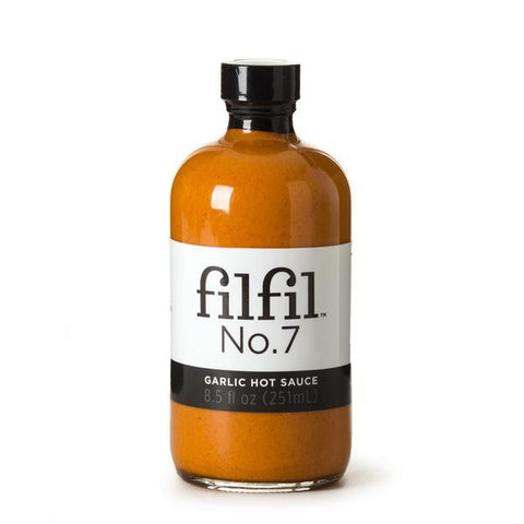 No. 7 Garlic Hot Sauce