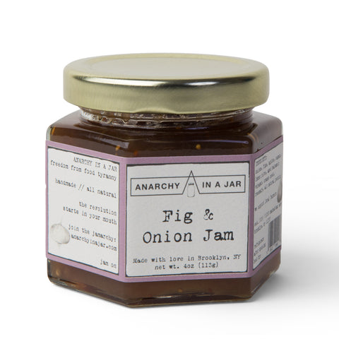 Anarchy in a Jar Fig & Onion Jam