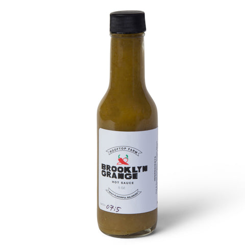 Brooklyn Grange Green Sauce