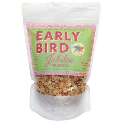 Early Bird Jubilee Recipe Granola
