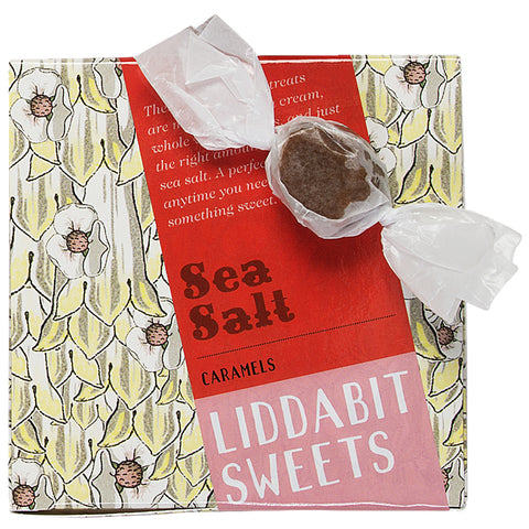 Liddabit Sweets Sea Salt Caramels