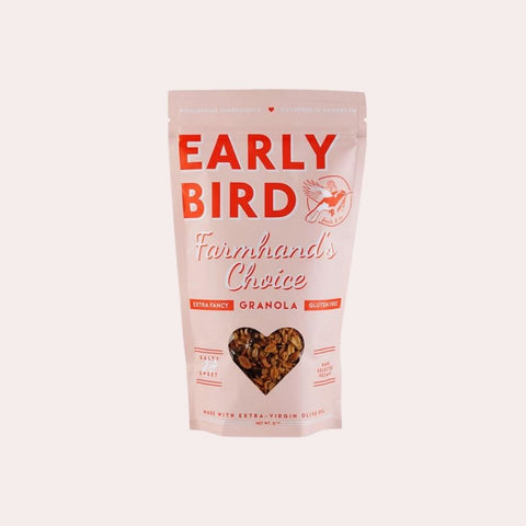 Early Bird Farmhands Choice Granola Made in Brooklyn Gift Basket