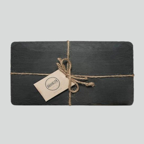 Brooklyn Slate Cheeseboard Made in Brooklyn Gift Basket