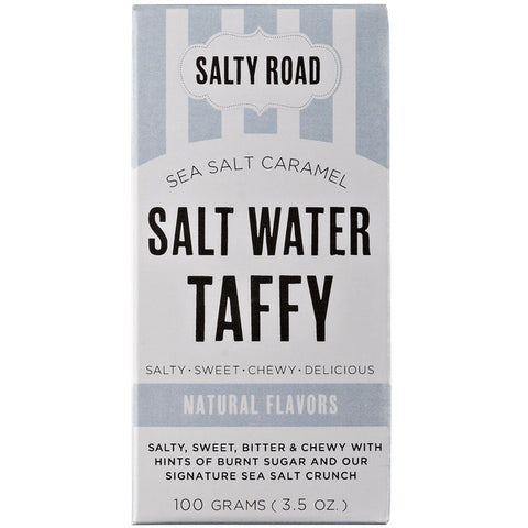 Salty Road Salt Caramel Salt Water Taffy