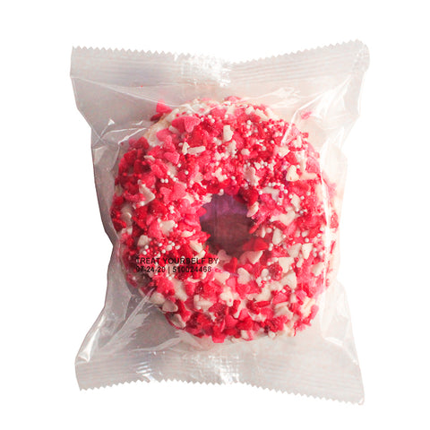 Treat House Valentine's Sprinkle Donut