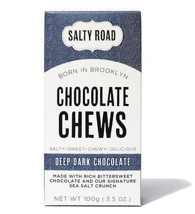Salty Road Chocolate Chews