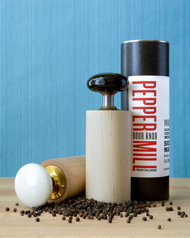 Doorknob Peppermill