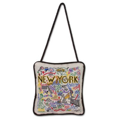 Catstudio NYC Mini Pillow