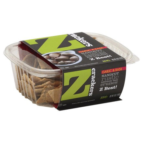 Z Crackers - Garlic