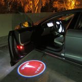 Car Fitg Wireless LED Car Door Projector - Dodge