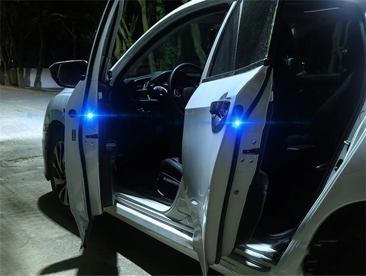 Car Fitg Car Door LED Warning Light