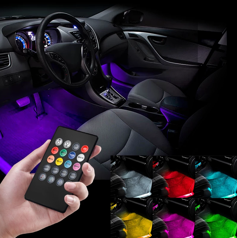 CarFitg™ Atmosphere Light LED Interior LED Kit