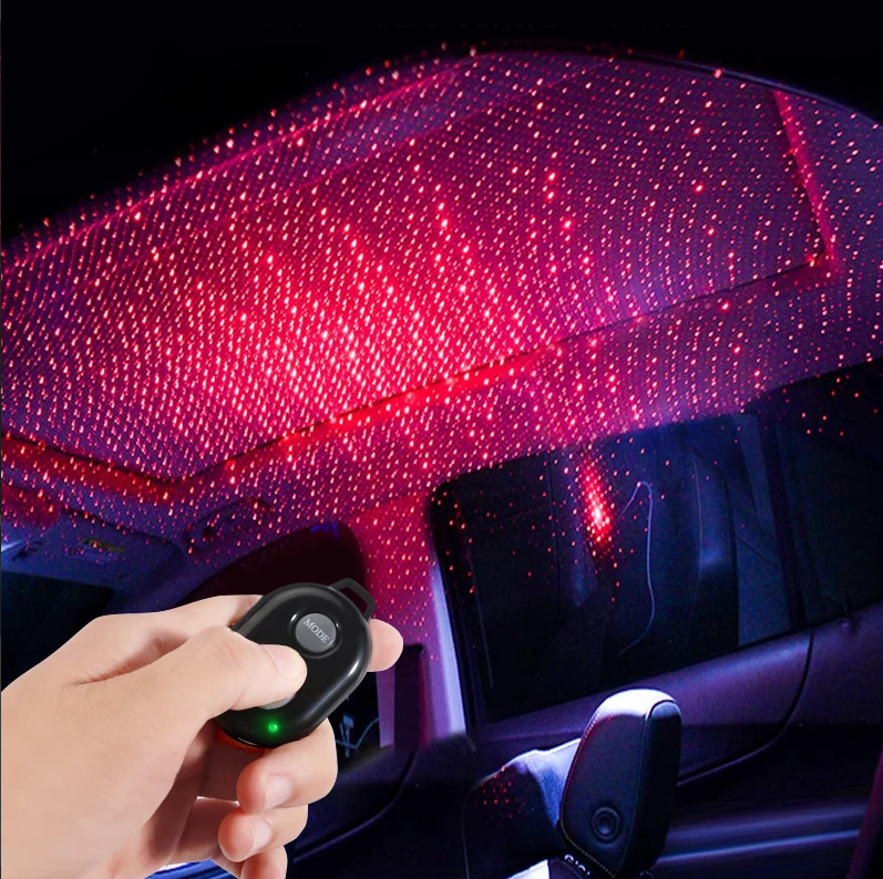 CarFitg™ Auto Roof Starry Sky Light Car Laser Interior Lights