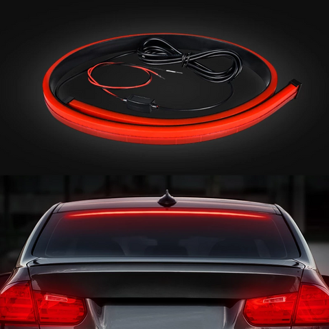 CarFitg™ LED Rear Windshield High Brake Light Strip Third Brake Light