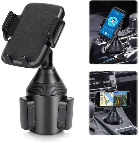 CarFitg® 360º Flexible Cup Phone Holder IntelligentI Car Phone Mount