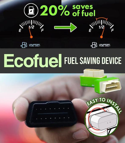 Car Fitg Ecofuel Fuel Saving Device