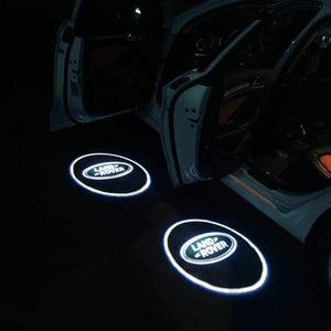 Car Fitg Wireless LED Car Door Projector - Mercedes-Benz