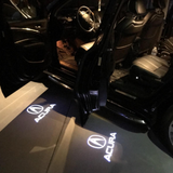 Car Fitg Wireless LED Car Door Projector - Volvo