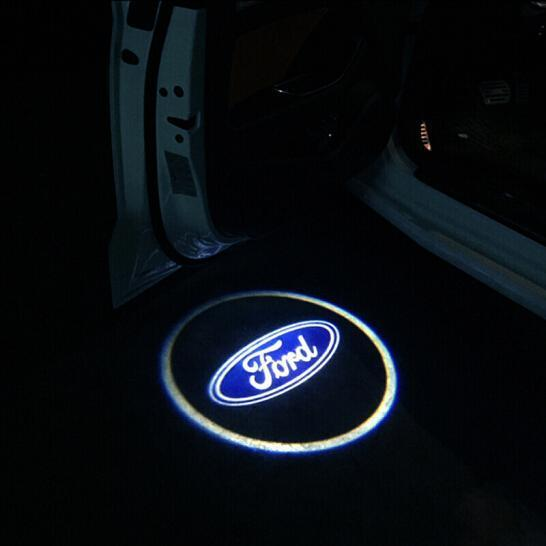 Car Fitg Wireless LED Car Door Projector - Ford