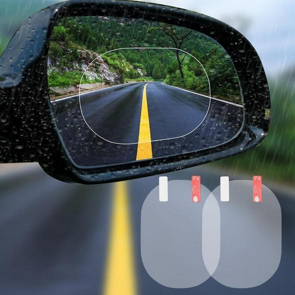 Car Fitg Waterproof Rearview Mirror Protector