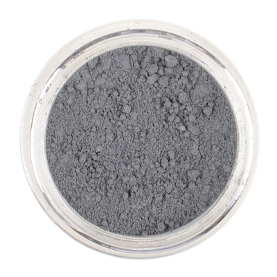 Honeypie Minerals Charcoal Grey Eyeshadow Natural Vegan Cruelty Free Green Eco Beauty Eye Brow Powder