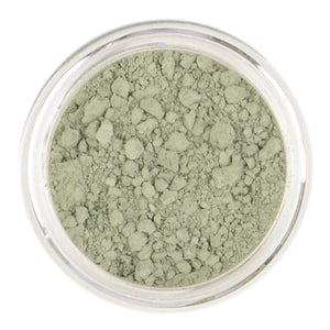 Honeypie Minerals Jade Green Eyeshadow Natural Vegan Cruelty Free Green Eco Beauty Mineral