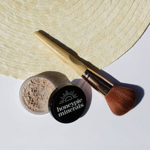 Honeypie Minerals Foundation Fair Natural Vegan Cruelty Free Green Clean Eco Beauty Makeup