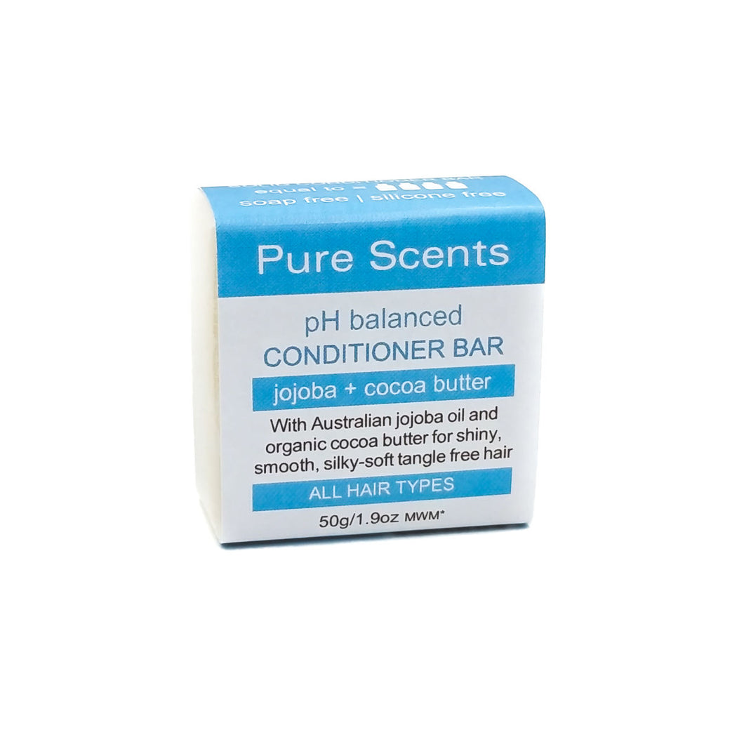 Solid Conditioner Bar - Pure Scents