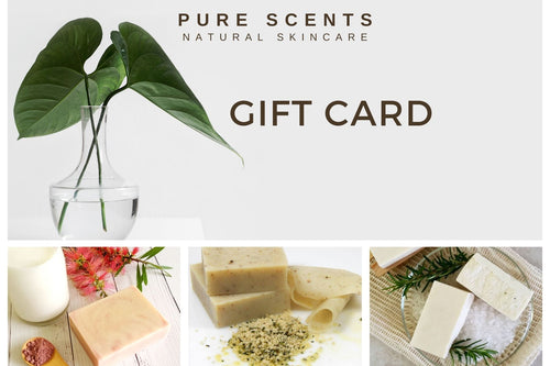 E-Gift Card - Pure Scents