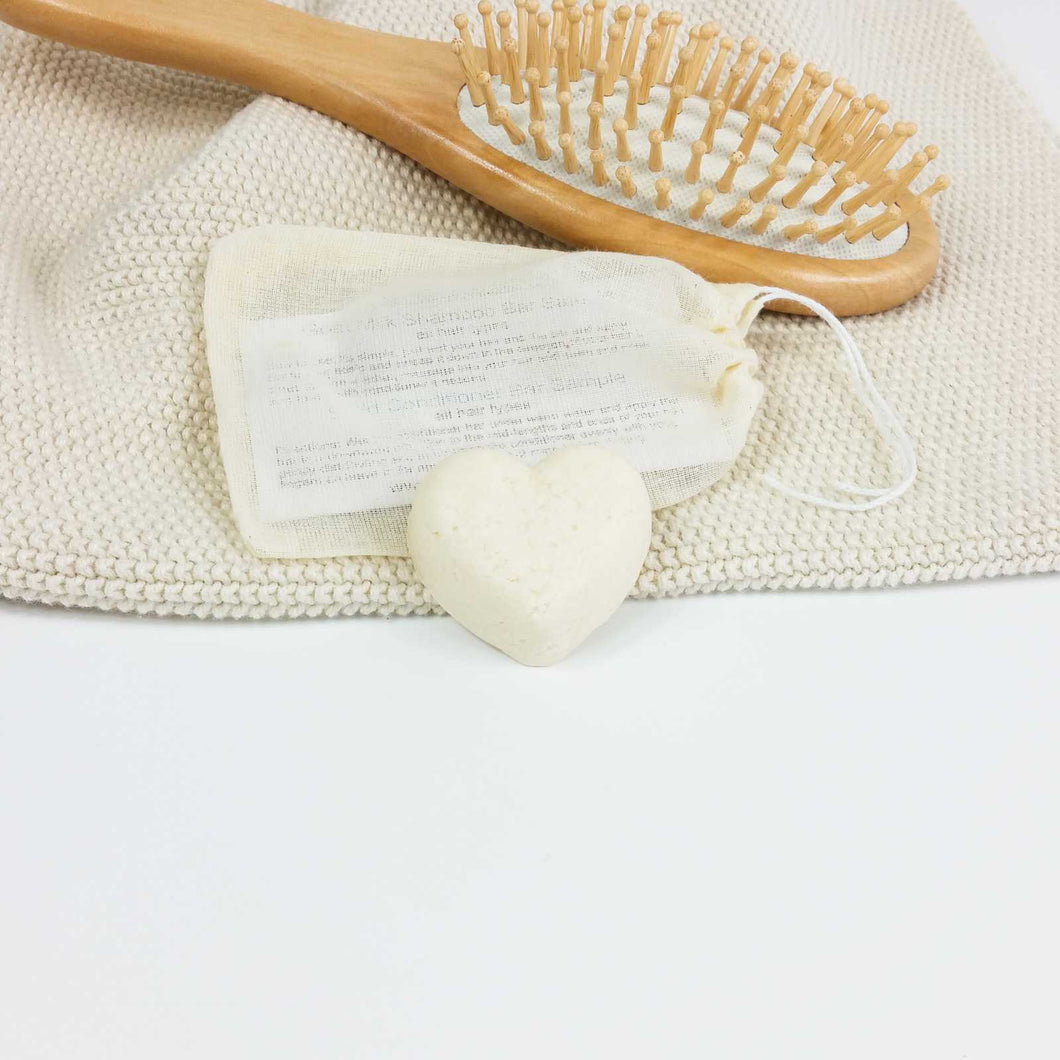 Goats Milk Shampoo Bar Mini/Sample Size - Pure Scents