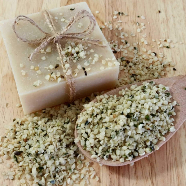 Hemp Milk Soap Bars - Masala Chai Latte Value Pack 4 x 110g - Pure Scents