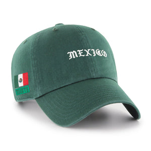 MEXICO TAISTE X '47 CLEAN UP
