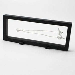 Shadow Box Film Display Floating Picture Frame Hypoxia Suspension Packing Jewellery Elasticity Newest Fashion portafoto clip
