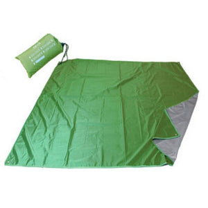 Waterproof Outdoor camping tent   sunscreen mats Oxford cloth moisture pad thickened beach seats large picnic barbecue pad Hot!